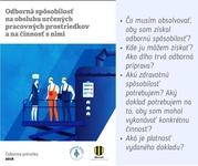 Odborná spôsobilosť na obsluhu určených pracovných prostriedkov a na činnosť s nimi